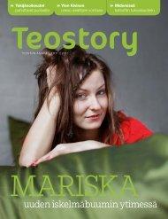 Teostorysta 1-2011