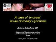 Mumble - European Society of Cardiology