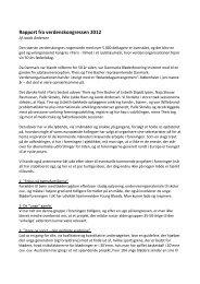 Jacob Andersens beretning (pdf) - Danmarks Bløderforening.
