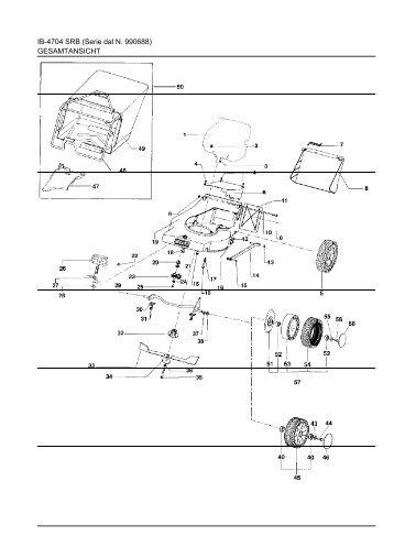 IB-4704 SRB (Serie dal N. 990688) - ratioparts