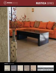 RUSTICA SERIES - Ames Tile & Stone