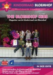 Magazine van de Kinderraad van Bloemhof - Wijktijgers