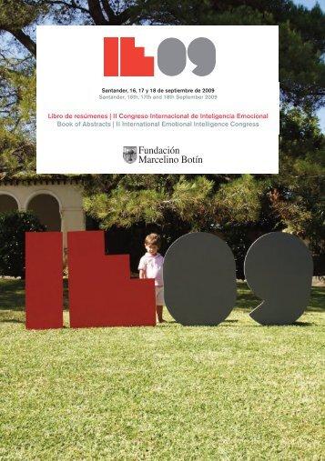 Book of Abstracts - Educación