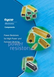 Tyco Electronic Components