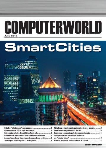 Leia aqui a edição completa (pdf) - Computerworld