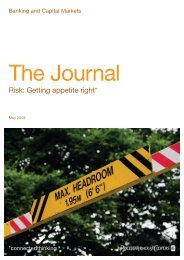 Risk: Getting appetite right - Office of Internal Audits