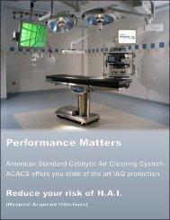 Healthcare ACACS - Genesis Air, Inc.