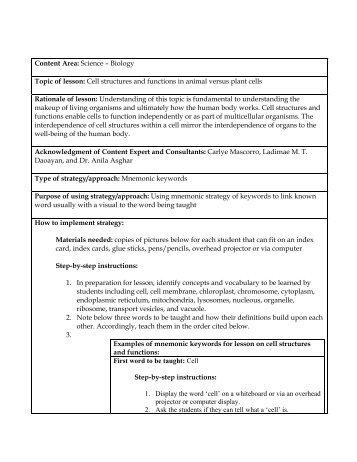 Mnemonic keywords.pdf