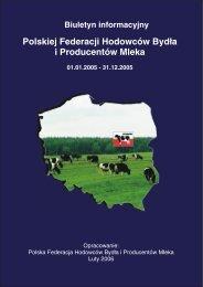 tutaj - Polska Federacja Hodowców Bydła i Producentów Mleka
