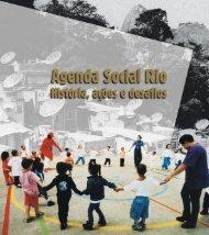 Agenda social Rio (2001) - Ibase