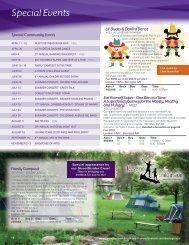 Special Community Events - Barrington Park District