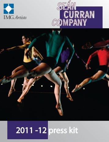 2011 -12 press kit - Dancemotion USA