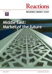 Middle East: Market of the future - Qatar Financial Centre Authority