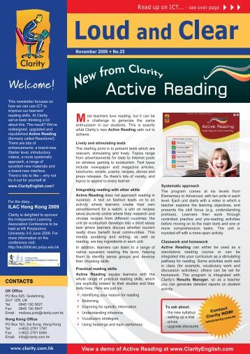 LC No25_text_hold.ai - Clarity English language teaching online