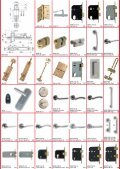 Secondary Security Utility Locks Escape Hardware ... - Assa Abloy - Page 3