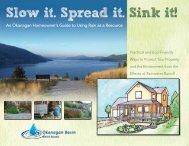 An Okanagan Homeowner's Guide to Using Rain as ... - City of Vernon