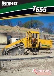 Grabenfräse - Vermeer Deutschland GmbH