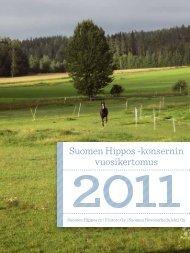 Suomen Hippos -konsernin vuosikertomus