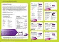 Kaapeli-TV ohjelmapalvelut - Sonera
