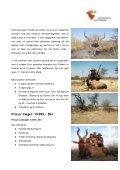 Namibia - Korsholm Jagtrejser - Page 2