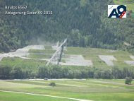Baulos 6562 Ablagerung Goler A9 2012