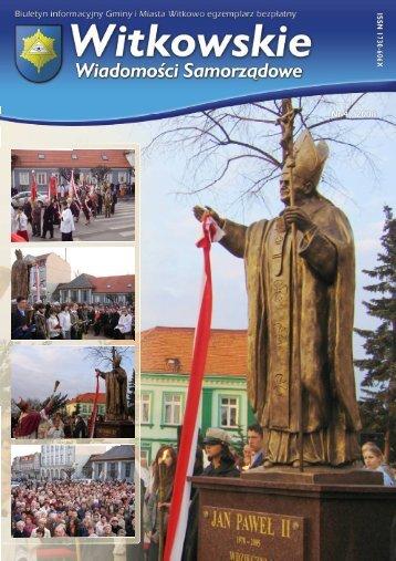 WWS Nr 4-2008 - Witkowo