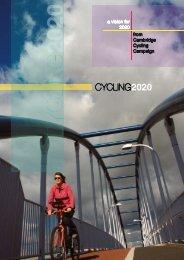 Printable PDF version - Cambridge Cycling Campaign