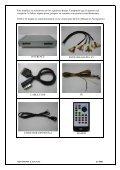 IC-9001: INTERFACE MULTIMEDIA AUDI A6-A8 ... - Novosonic - Page 2
