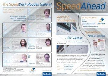 speedahead 2.qxd - SpeedDeck Building Systems Ltd