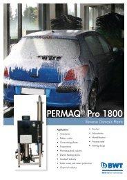 PERMAQ® Pro 1800 - Hoh.com