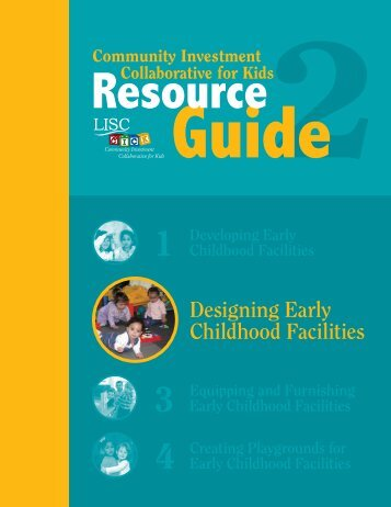 Designing Early Childhood Facilities - Child Care Resource and ...