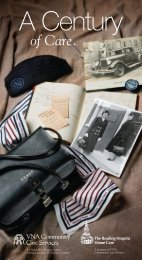 A Century - Lancaster General