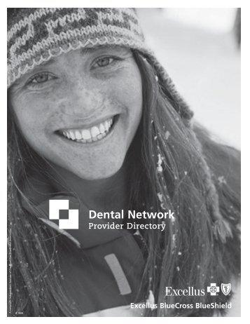Dental Network Provider Directory - Unity Health System