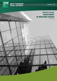 property report investment in western europe - Il Ghirlandaio