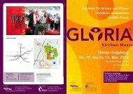Messe Augsburg Do 10. bis Sa 12. Mai 2012