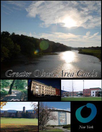 Greater Olean Area Guide - Greater Olean Area Chamber of ...