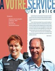 de police - Ville de Montréal