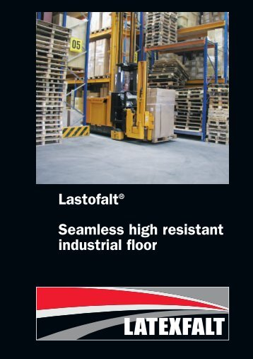 Lastofalt® Seamless High Resistant Industrial Floor   Lane Roofing