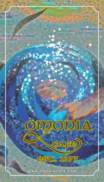 777-3042 32-20 Broadway, astoria nY 11106 (718) - Omonia Cafe