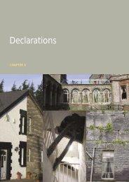Chapter 4 Declarations