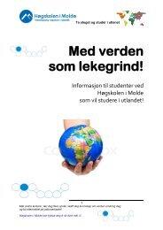 Informasjon til studenter som vil studere i utlandet - Kvalitetssystem ...