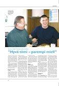 "Hyvä tiimi – parempi mieli"" - Suomen Merimies-Unioni - Page 4"