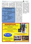 Eisvogel - 4. Jahrgang, Ausgabe 20, September-Oktober 2009 - Page 5