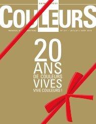 DE COULEURS - Saint-Priest