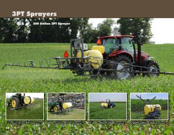 3PT Sprayers - OESCO, Inc.
