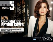February 2013 - Redken Professional Site