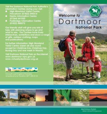 Dartmoor Visitor Information – part 1 - Mill End Hotel