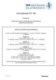 D2 Lösungsbogen 3B 01.10.12 VBSM