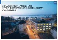 Austrian Covered Bonds - Hypo Landesbank Vorarlberg