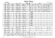 Shaw Thing published score - Lush Life Music